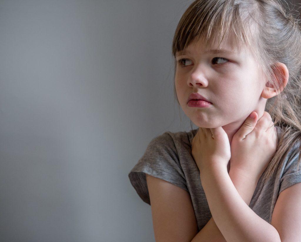 Παιδική αμυγδαλίτιδα