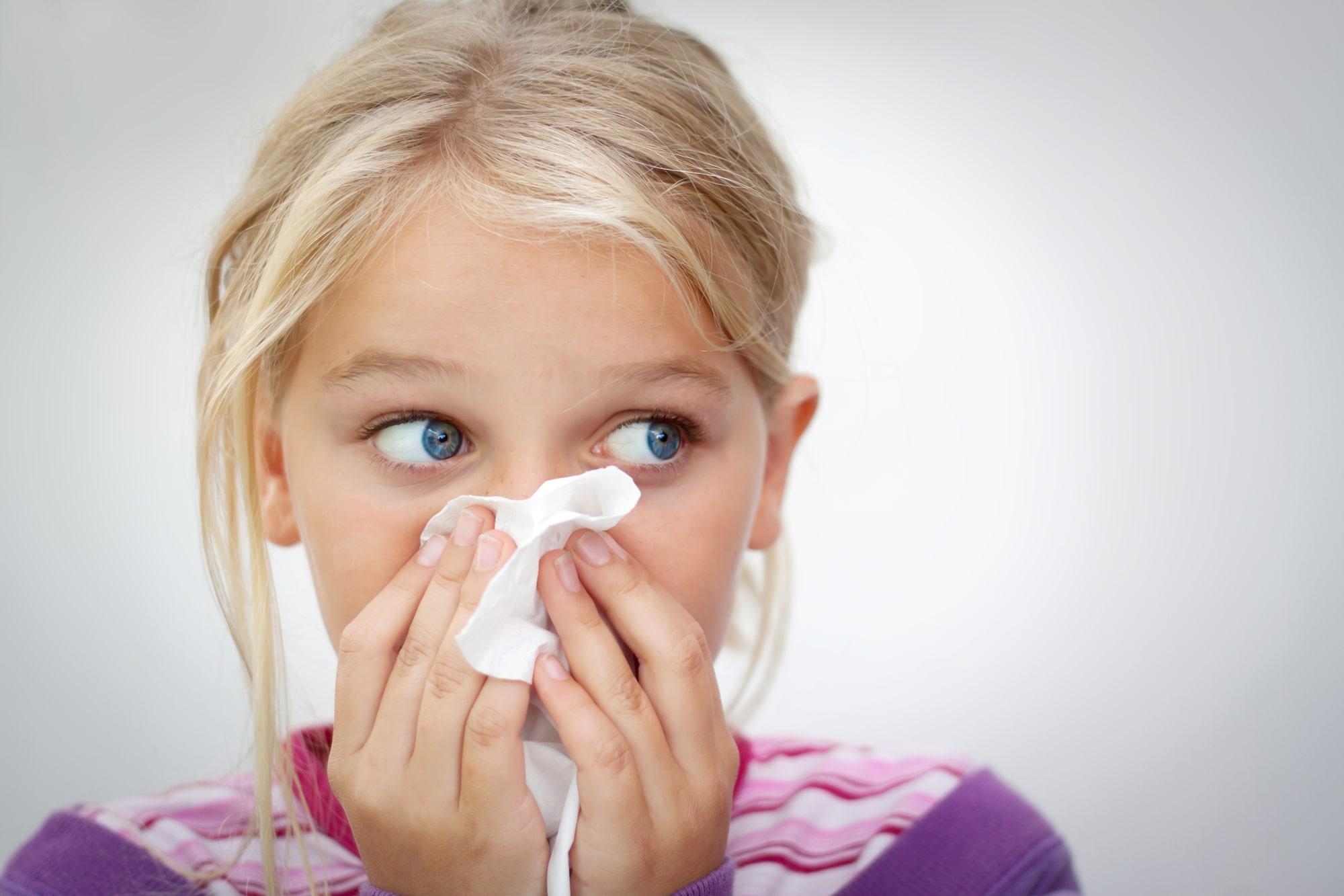 Οι 5 «ένοχοι» για τη ρινορραγία στα παιδιά