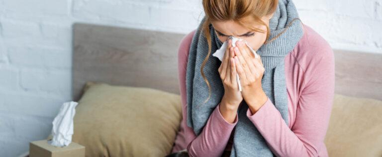 Τα συμπτώματα της ιγμορίτιδας που δεν πρέπει να αγνοήσετε